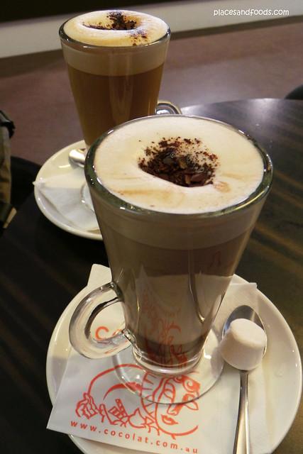 cocolat coffee