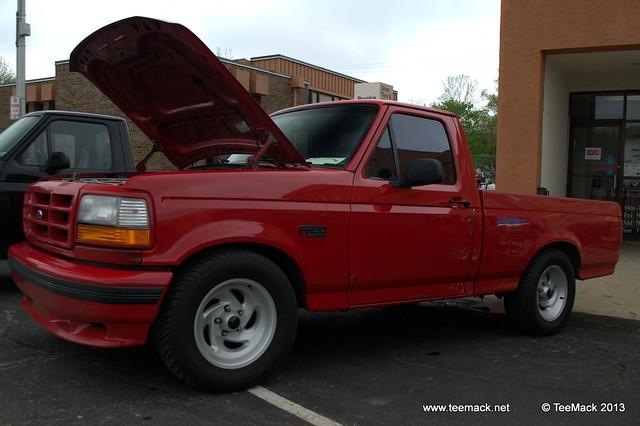 1995 ford lightning pickup truck flickr photo sharing. Black Bedroom Furniture Sets. Home Design Ideas