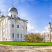 St. George's Cathedral. Yuriev Monastery. 1119. Георгиевский собор Свято-Юрьева монастыря. by Peer.Gynt