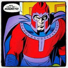 Men call me --Magneto! #comicbooks