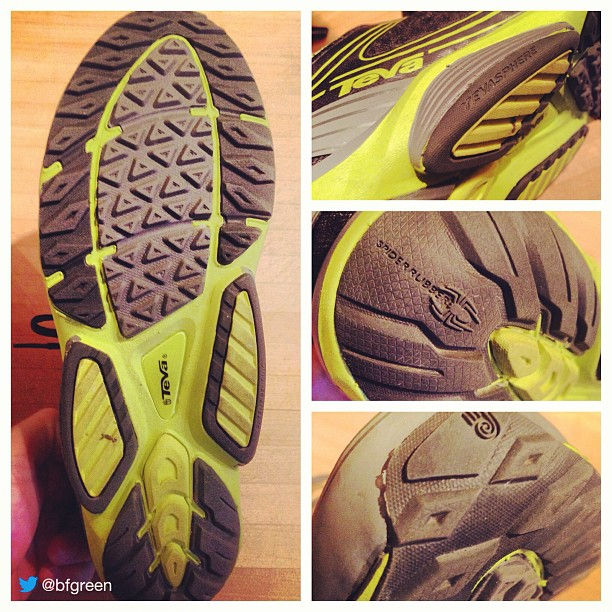 TevaSphere Speed Trail Running Shoes | Instagram