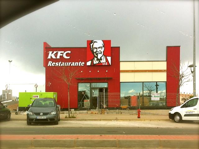 KFC en Murcia