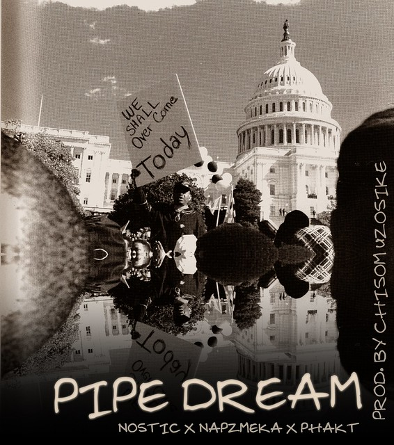PIPE DREAMS ARTWORK