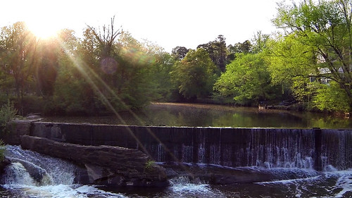 waterfall-drone