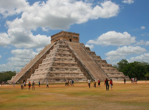 Chichen Itza: la pyramide El Castillo