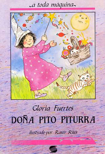 Cubierta de Doña Pito Piturra