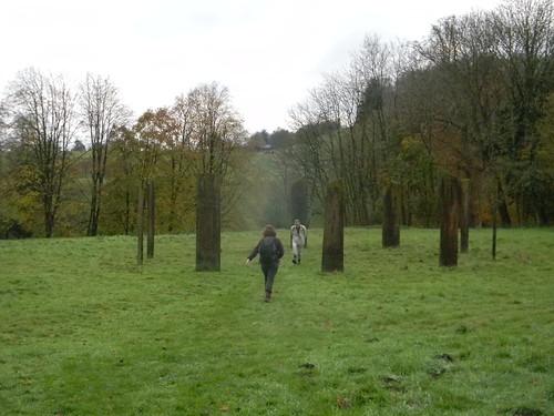 Millennium stones - strange goings on