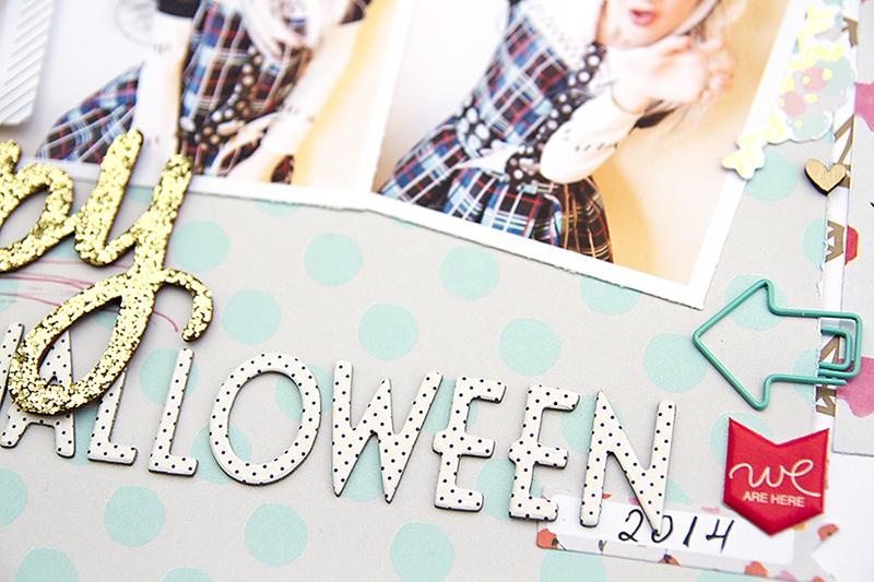 Alex Gadji - Halloween 2014 closeup4