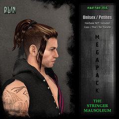 Hair Fair 2016 - The Stringer Mausoleum - Ruin