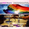 Tomorrow #gayWISE free Lgbt+ meetup- make friends, advice n support - at 5 pm @WiseThoughtsCCH N22 6XD