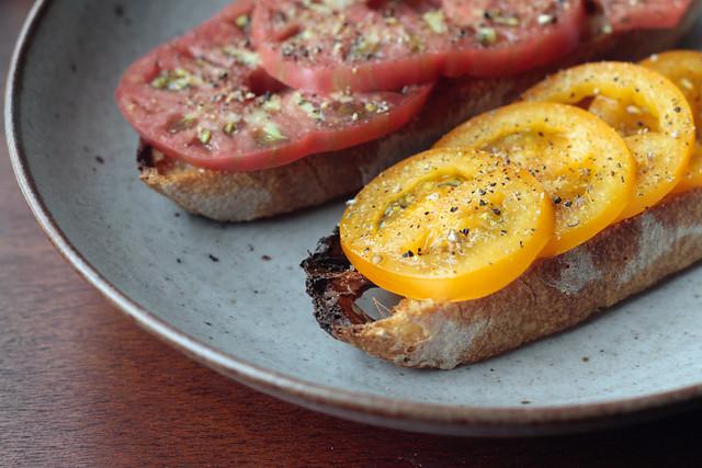 Tomato Toast I