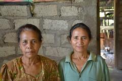 Family visit in a Manggarai kampung (Flores, Indonesia 2016)