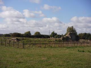 Ruins of St. Peter's Chapel, Quarrendon