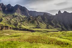 Cabo Verde. Santo Antão.