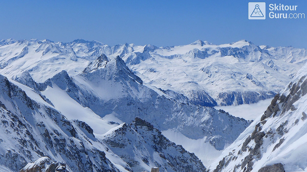 Diechterhorn (day 3, h.r. Swiss Glacier) Urner Alpen Schweiz foto 12