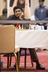 20161009_millionaire_chess_R7_1629 Adhiban Baskaran