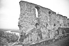 France, Normandy, Les Andelys, Château Gaillard