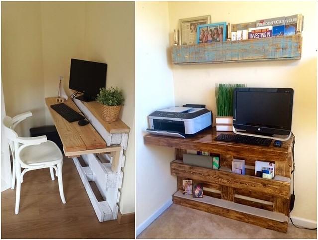 10 Creative Diy Computer Desk Ideas For Your Home Ideas To Love