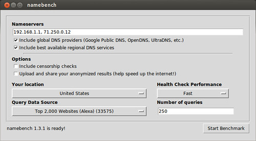 How to test DNS server speed on Linux - Xmodulo
