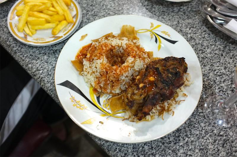 El-Enani Restaurant Mansoura Lamb