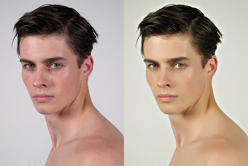 Digital Retouching By Antoine. by Antoine McCormick Graphic Designer