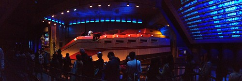Star Tours: The Adventures Continue at Tokyo Disneyland