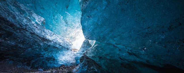 Ice Caving V - Falljökull - Iceland