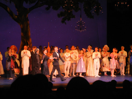 US Premiere of Cinderella by Christopher Wheeldon, San Francisco Ballet, 3 May 2013 - Curtain Calls _ DSCN6723