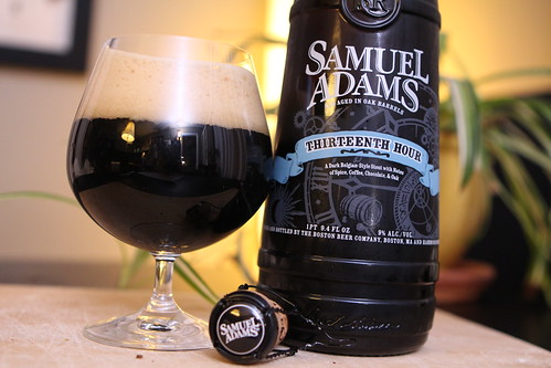 Samuel Adams Barrel Room Collection Thirteenth Hour