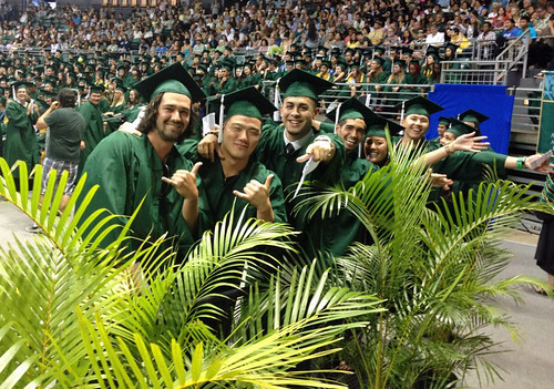 "<p>UH Manoa School of Communications graduates at the campus' commencement ceremony at the Stan Sheriff Center. May 11, 2013<br /> <br /> Go to the school's Facebook page to see more photos - <a href=""https://www.facebook.com/UHMCOM"" rel=""nofollow"">www.facebook.com/UHMCOM</a></p>"