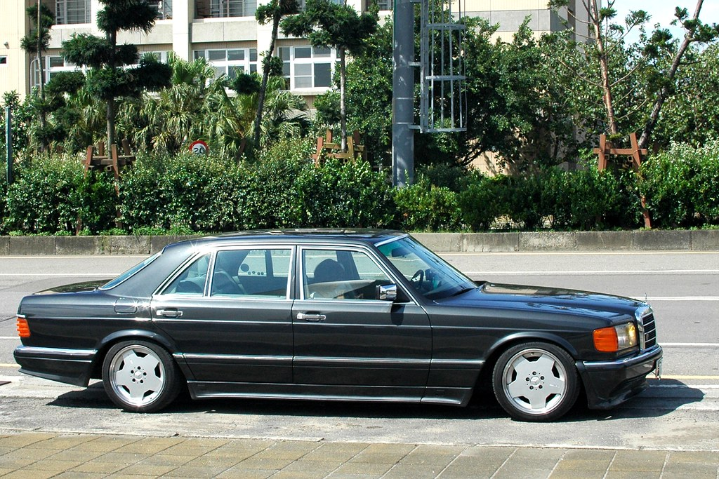 The w126 sel quot longbody quot history picture thread page 4 mercedes benz forum
