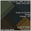 Clutter for Builders - Chatton Hall Fabric Textures Upholstery