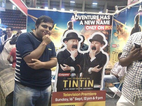 Bangalore Comic Con 2012