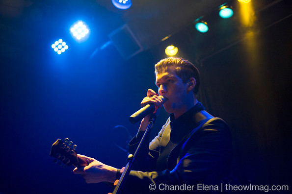 Willy Moon @ Rickshaw Stop, San Francisco, 05-31-2013