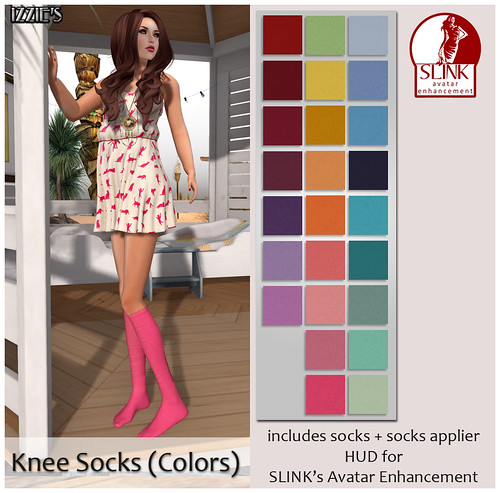 Knee Socks (Colors)