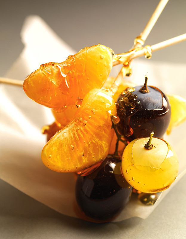 FRUITS CARAMELISES