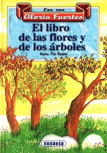 Cubierta de El libro de las flores y de los árboles