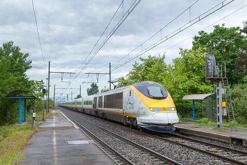 TGV TMST 3224 at Saint Pierre de Chandieu