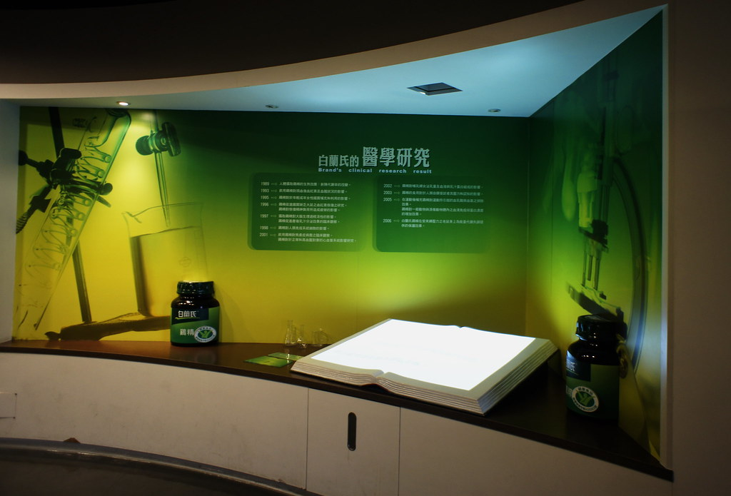 白蘭氏雞精博物館 (4)