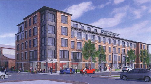 249 Third Street Renderings