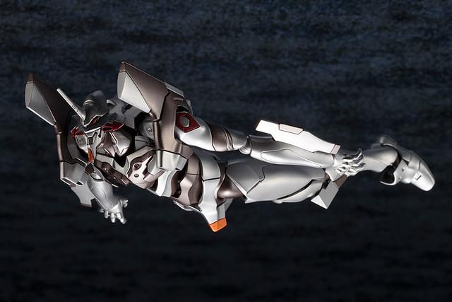壽屋 《GODZILLA vs EVANGELION》新世紀福音戰士初號機 『機械哥吉拉配色版』!!