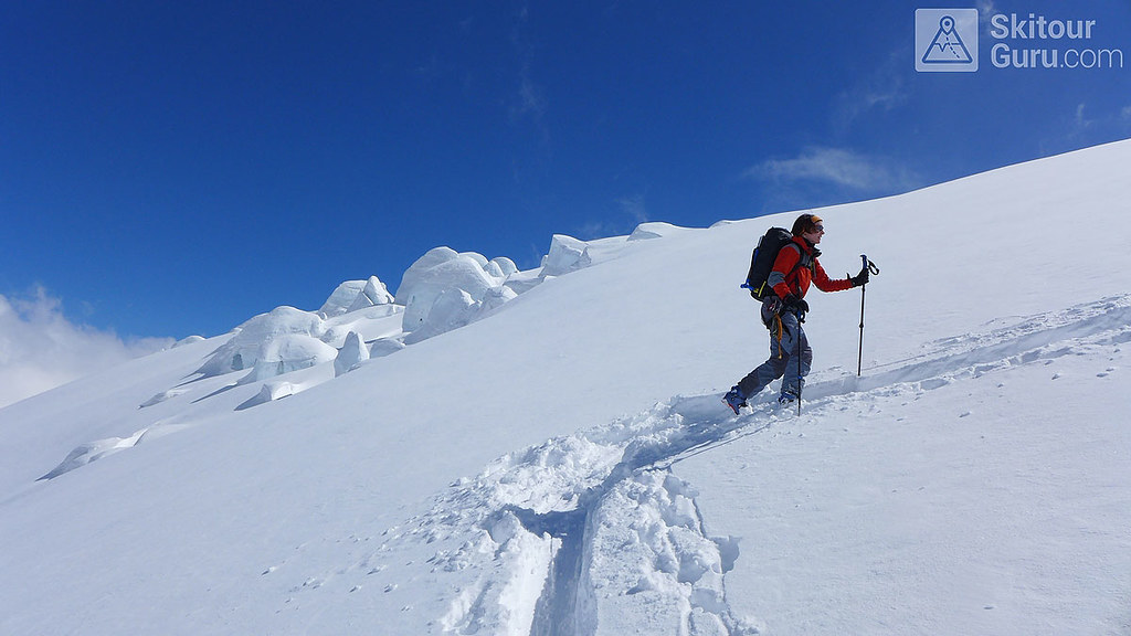 Sustenhorn (day 1, h.r. Swiss Glacier) Urner Alpen Schweiz foto 12
