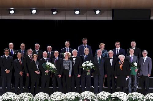 Pasaules kultūras padomes (World Culture Council) balvu pasniegšanas ceremonija