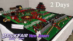 Two Days to BrickFair New Jersey