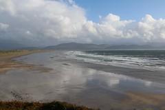 22nd September 2016. Inch Strand from Ardroe, Dingle Peninsula, County Kerry, Ireland.