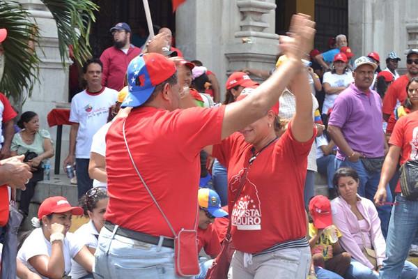 Marcha Chavista 5