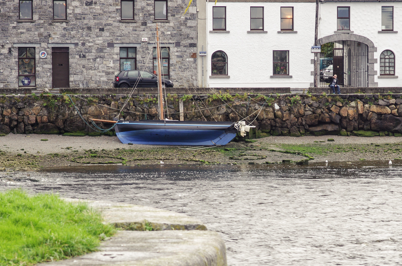 Galway - The dock