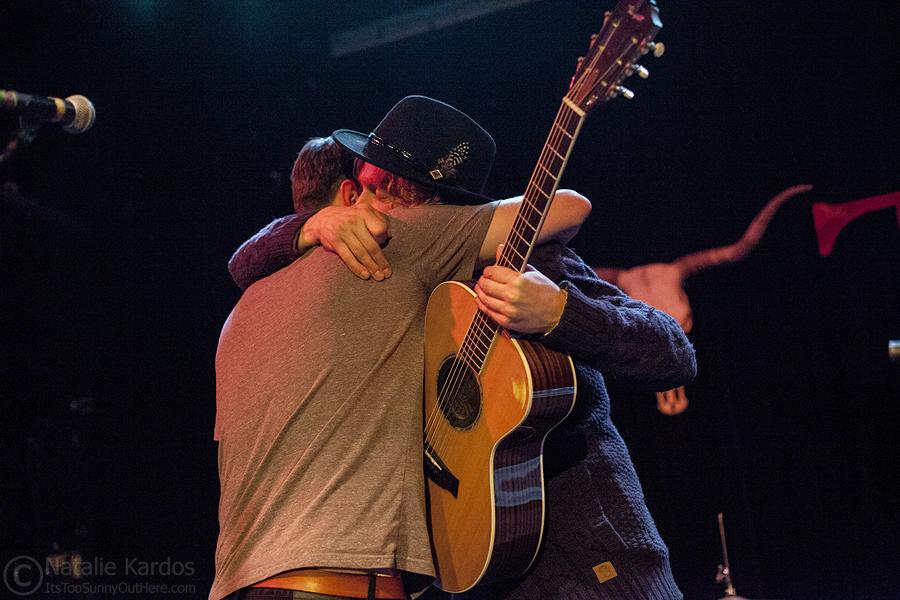 Kris Orlowski and Allen Stone @ Tractor Tavern