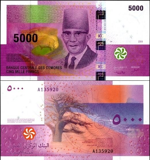 5000 Frankov Komory 2006, Pick 18