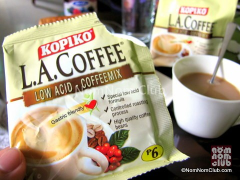 Kopiko Low Acid Coffee
